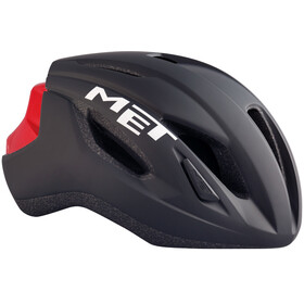 MET Strale Helm black/red